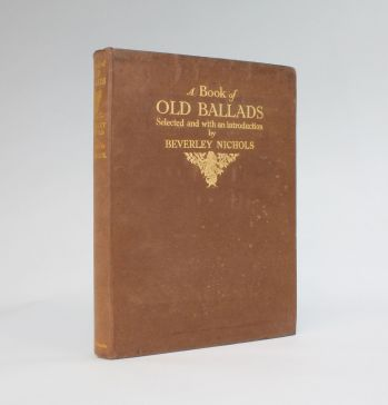 A BOOK OF OLD BALLADS -  image 1