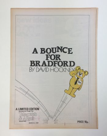 A BOUNCE FOR BRADFORD -  image 1