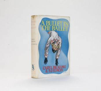 A BULLET IN THE BALLET -  image 1