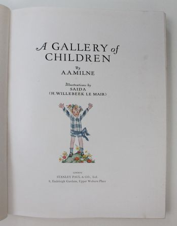 A GALLERY OF CHILDREN -  image 2