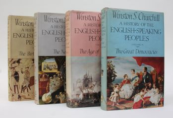 A HISTORY OF THE ENGLISH SPEAKING PEOPLES. -  image 2