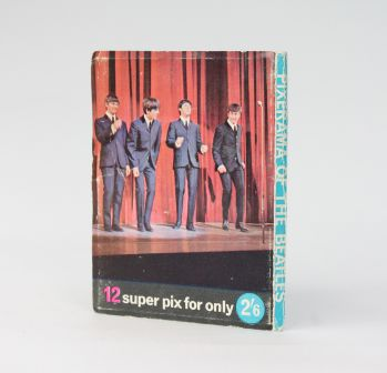 A PIXERAMA FOLDBOOK OF THE BEATLES. -  image 3