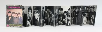 A PIXERAMA FOLDBOOK OF THE BEATLES. -  image 6