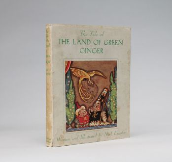 A TALE OF THE LAND OF GREEN GINGER -  image 1