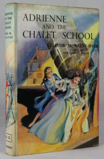 ADRIENNE AND THE CHALET SCHOOL -  image 1