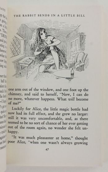 ALICE'S ADVENTURES IN WONDERLAND and THROUGH THE LOOKING GLASS -  image 4