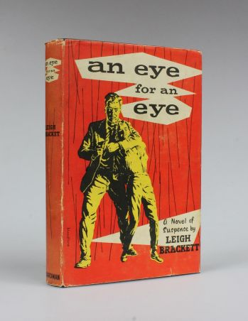 AN EYE FOR AN EYE -  image 1