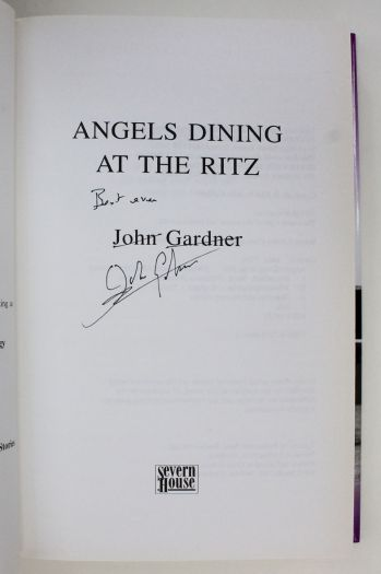 ANGELS DINING AT THE RITZ -  image 2