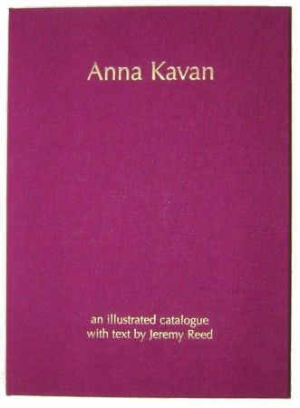 ANNA KAVAN: An Illustrated Catalogue -  image 1