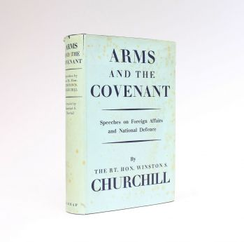 ARMS AND THE COVENANT. -  image 1