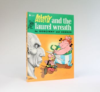 ASTERIX AND THE LAUREL WREATH -  image 1