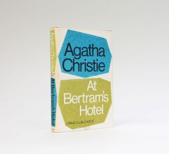 AT BERTRAM'S HOTEL -  image 1