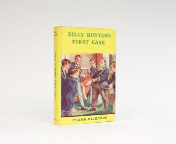 BILLY BUNTER'S FIRST CASE -  image 1