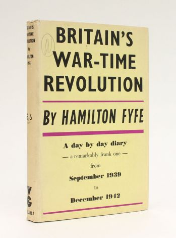BRITAIN'S WAR-TIME REVOLUTION -  image 1