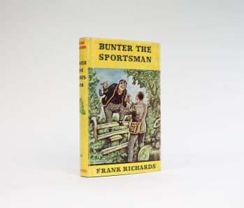 BUNTER THE SPORTSMAN -  image 1