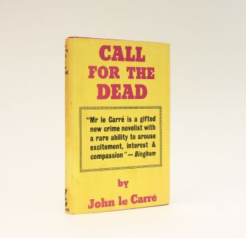 CALL FOR THE DEAD -  image 1