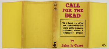 CALL FOR THE DEAD -  image 7