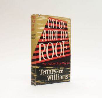 CAT ON A HOT TIN ROOF -  image 1