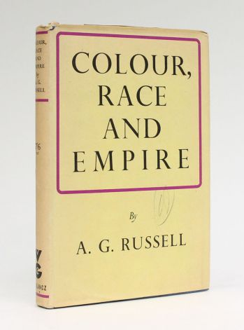 COLOUR, RACE AND EMPIRE -  image 1