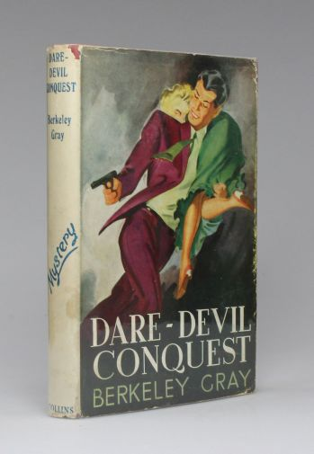 DARE-DEVIL CONQUEST -  image 1