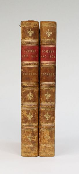 DEALINGS WITH THE FIRM DOMBEY AND SON, -  image 2