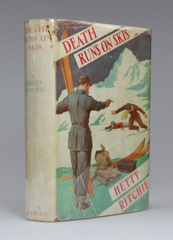 DEATH RUNS ON SKIS -  image 1