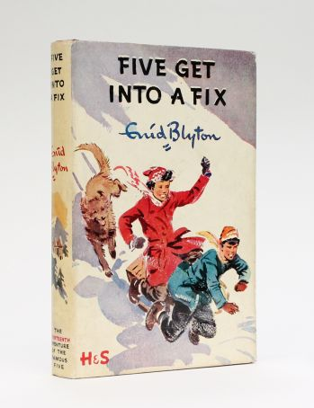 FIVE GET INTO A FIX -  image 1