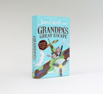 GRANDPA'S GREAT ESCAPE -  image 1