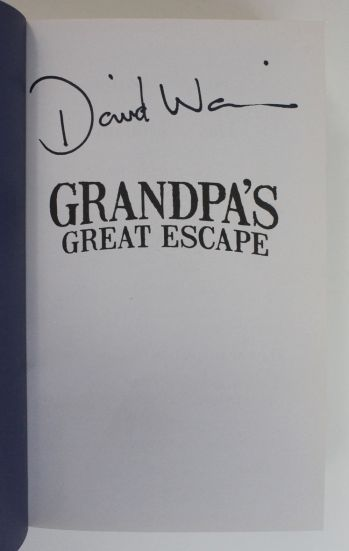 GRANDPA'S GREAT ESCAPE -  image 2