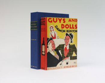 GUYS AND DOLLS -  image 1