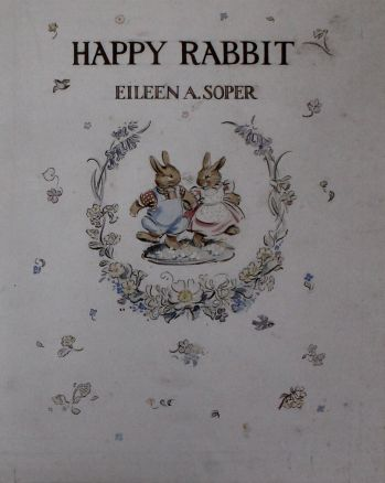 HAPPY RABBIT. -  image 1