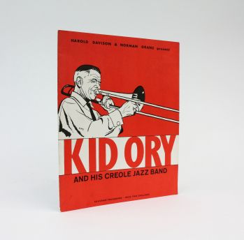 HAROLD DAVISON and NORMAN GRANZ present KID ORY AND HIS CREOLE JAZZ BAND. -  image 1