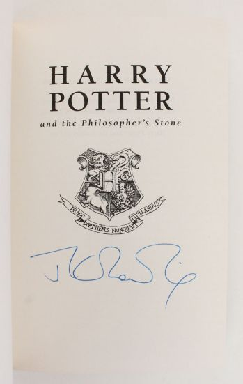 HARRY POTTER AND THE PHILOSOPHER'S STONE; HARRY POTTER AND THE CHAMBER OF SECRETS; HARRY POTTER AND THE PRISONER OF AZKABAN, HARRY POTTER AND THE GOBLET OF FIRE; HARRY POTTER AND THE ORDER OF THE PHOENIX. -  image 3
