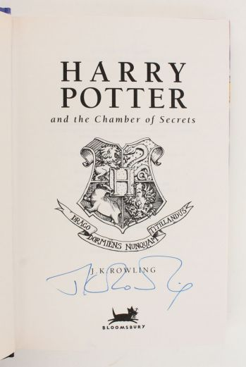 HARRY POTTER AND THE PHILOSOPHER'S STONE; HARRY POTTER AND THE CHAMBER OF SECRETS; HARRY POTTER AND THE PRISONER OF AZKABAN, HARRY POTTER AND THE GOBLET OF FIRE; HARRY POTTER AND THE ORDER OF THE PHOENIX. -  image 4