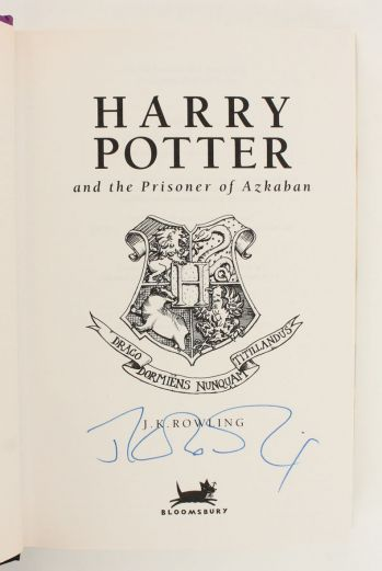 HARRY POTTER AND THE PHILOSOPHER'S STONE; HARRY POTTER AND THE CHAMBER OF SECRETS; HARRY POTTER AND THE PRISONER OF AZKABAN, HARRY POTTER AND THE GOBLET OF FIRE; HARRY POTTER AND THE ORDER OF THE PHOENIX. -  image 5