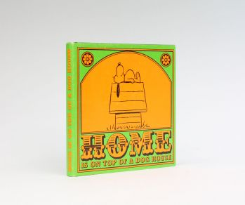 HOME IS ON TOP OF A DOG HOUSE -  image 1