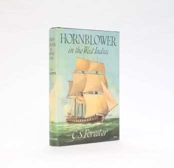 HORNBLOWER IN THE WEST INDIES -  image 1
