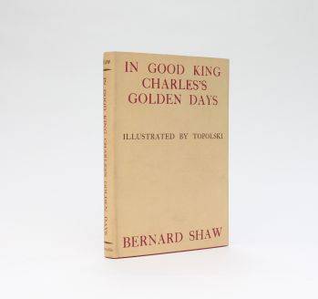 IN GOOD KING CHARLES'S GOLDEN DAYS. -  image 1