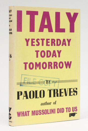 ITALY. YESTERDAY TODAY TOMORROW -  image 1