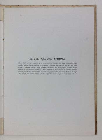 LITTLE PICTURE STORIES -  image 2
