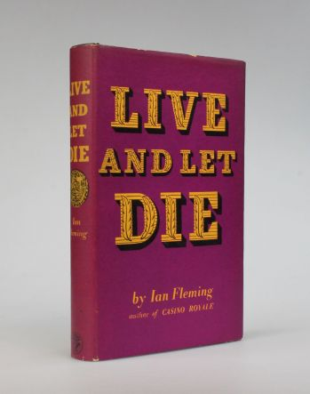 LIVE AND LET DIE -  image 1