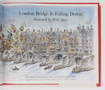 LONDON BRIDGE IS FALLING DOWN -  image 4