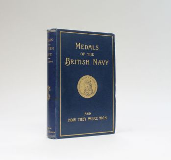 MEDALS OF THE BRITISH NAVY AND HOW THEY WERE WON -  image 1