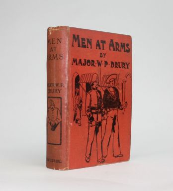 MEN AT ARMS. Stories and Sketches. -  image 1