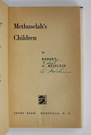 METHUSELAH'S CHILDREN -  image 3