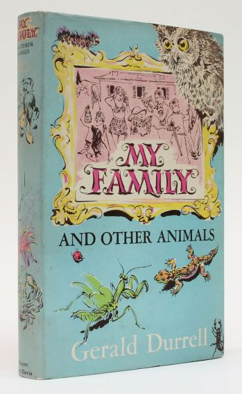 MY FAMILY AND OTHER ANIMALS -  image 1