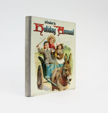 NISTER'S HOLIDAY ANNUAL (21st Year) -  image 1