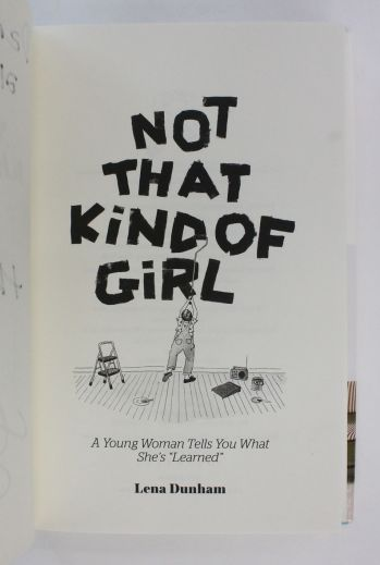 NOT THAT KIND OF GIRL. -  image 3