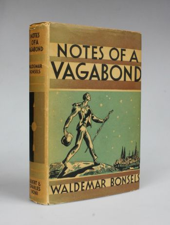 NOTES OF A VAGABOND. -  image 1