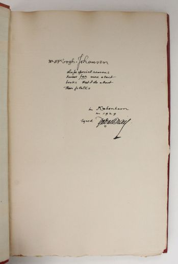 NOTHING OR THE BOOKPLATE -  image 2